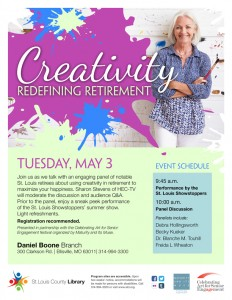 creativity redefining retirement slcl
